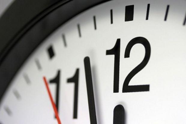Bugün 24 saat ve 1 saniye!