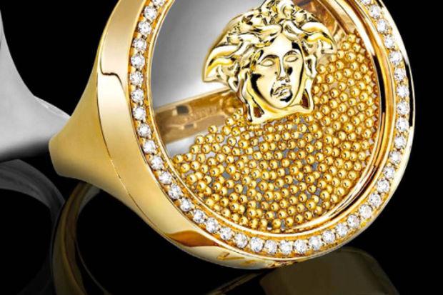 Versace'den mücevher koleksiyonu!