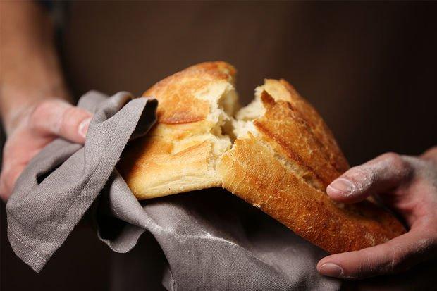 Nohutlu ekmek tarifi
