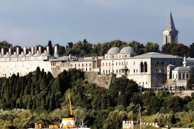 Ayıntap'tan Matbah-ı Amire'ye...
