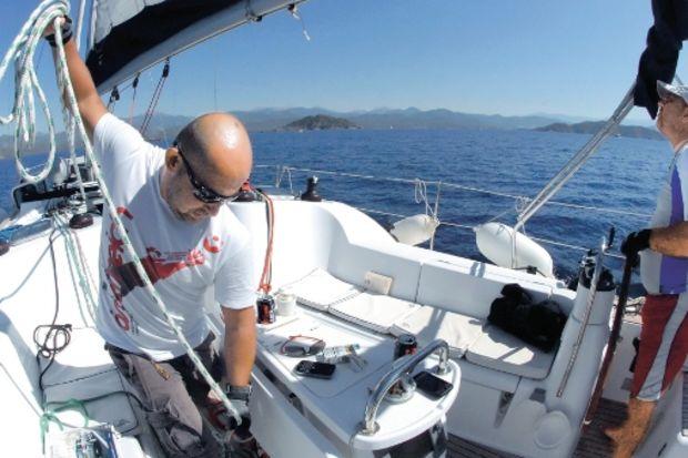 Korhan Öztunç: ''Acelen varsa denizle işin olmamalı...''