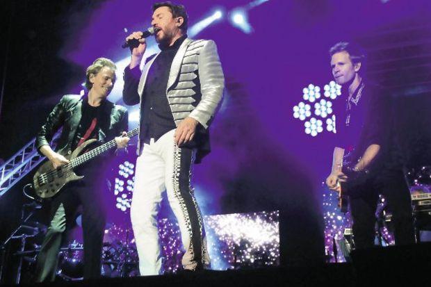 Duran Duran İstanbul'u salladı!