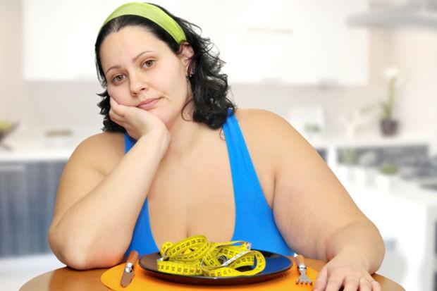 Obezitede en büyük suçlu kadınların kabul günlerinde...