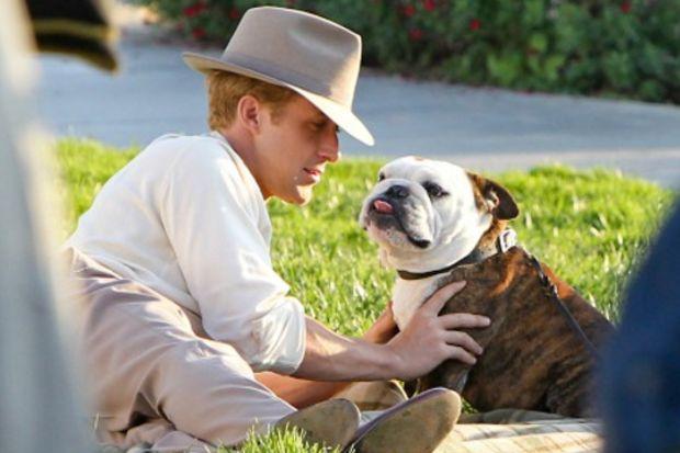 Hollywood'un yakışıklı erkekleri ve onların köpekleri…