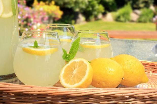 Sağlık deposu limonata!