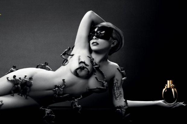 Lady Gaga çırılçıplak!