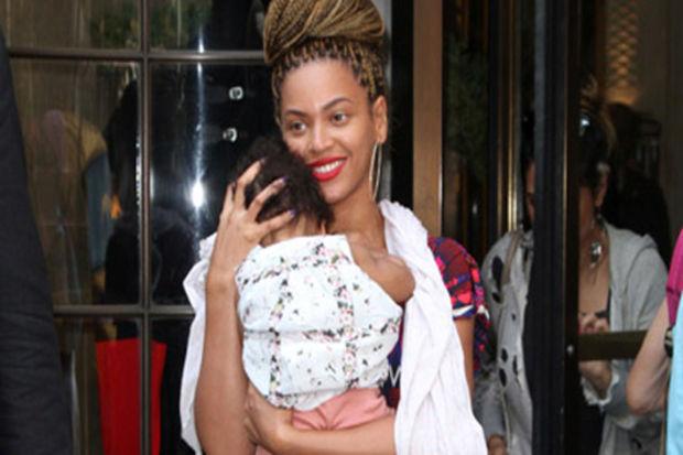 Beyonce'nin yeni saç modeli!