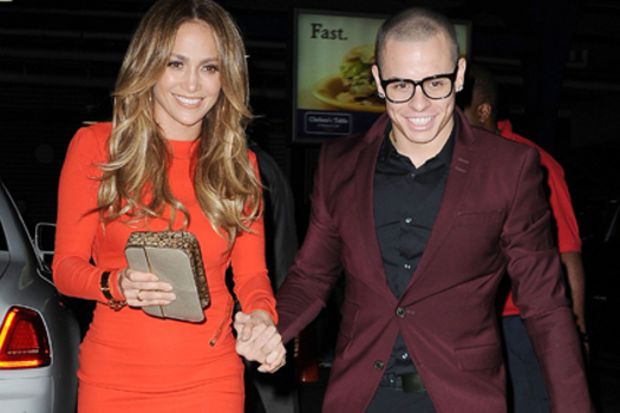 Jennifer Lopez'e sevgilisinden süpriz doğum günü!