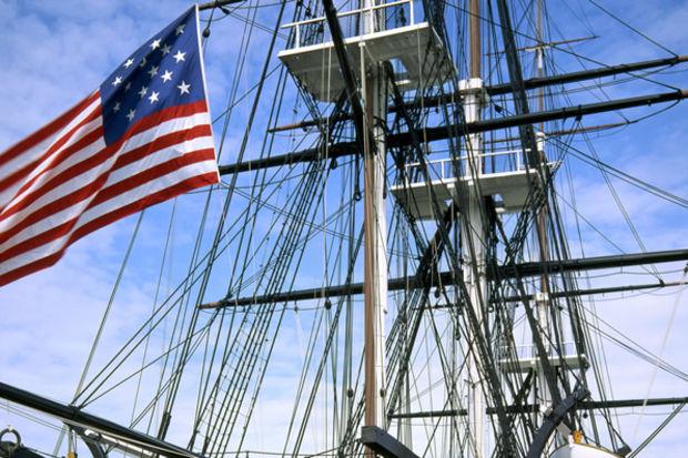 Amerikan bayraklı Türk tekneleri ve yatları…