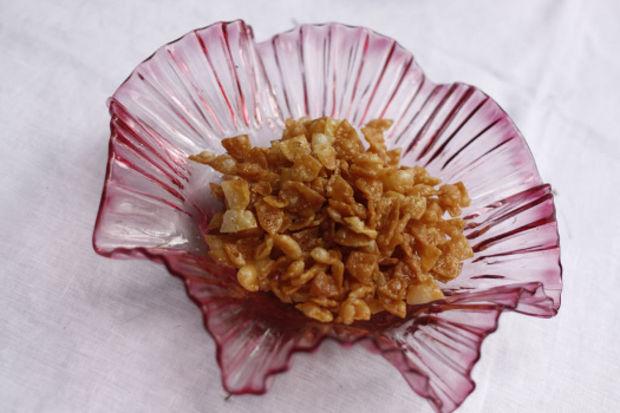 Selanik mutfağının en tatlısı: Mafiş...
