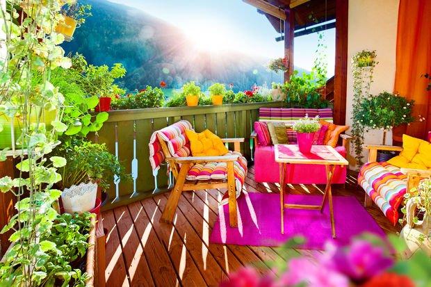 Hoş kokulu bir bahçe ya da balkona sahip olmak için 10 öneri!