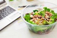 İş yerinde sağlıklı beslenmek mümkün!