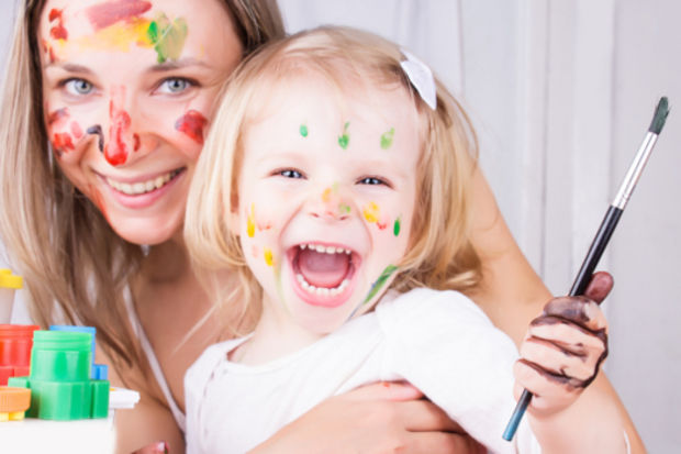 Çocuklarınızla ev içinde keyifli zaman geçirebileceğiniz 7 öneri!