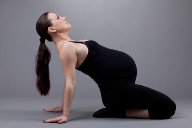 Hamileyken yapabileceğiniz 8 egzersiz!