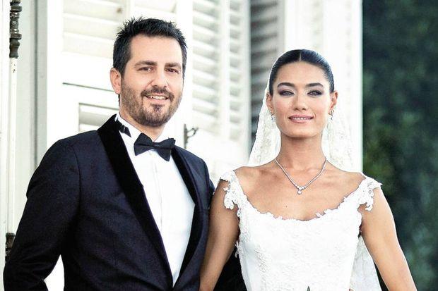 Suada'da evlendi Ortaköy'de eğlendi!
