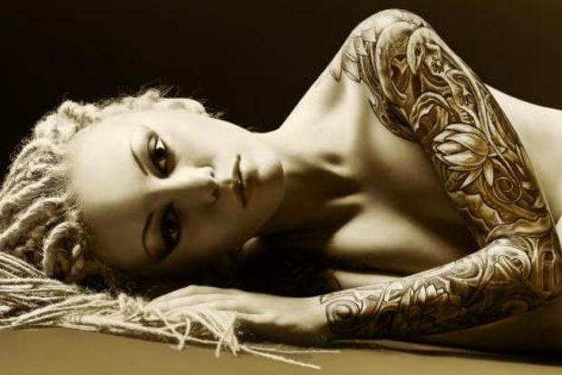 Dövme sanatının dünyaca ünlü ustaları İstanbul'da buluşuyor!