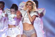 Lady Gaga'nın en ilginç halleri