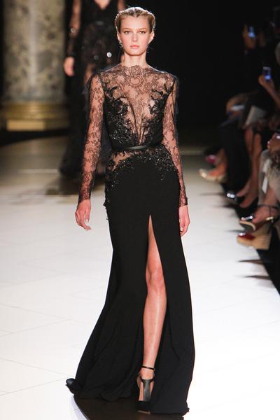 <p>Elie Saab 2012 Haute Couture Sonbahar Kış defilesi</p>