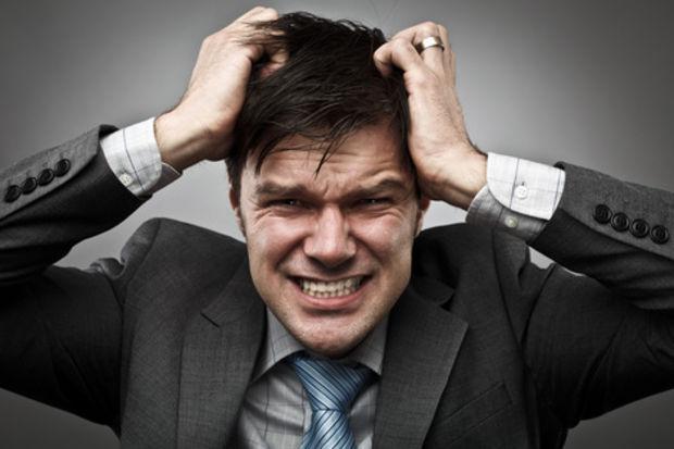 Türkiye'de çalışanların yarıdan fazlası stres altında!