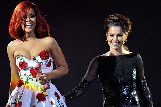"""Cheryl Cole: """"Rihanna'yla ilgili erotik hayallerim var!"""""""