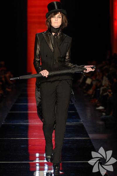 <p>Jean Paul Gaultier 2012 Haute Couture Sonbahar Kış defilesinden fotoğraflar...</p>