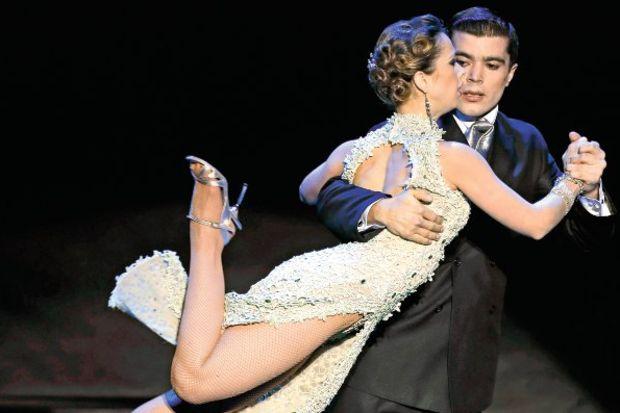 Aşkta da dansın kuralları geçerli!