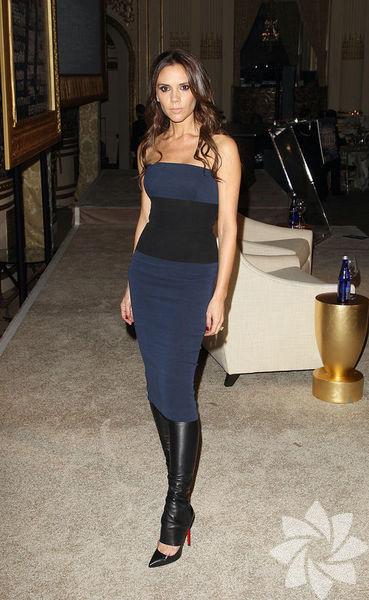 Victoria Beckham'ın stili...