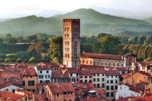 Puccini'nin küçük cenneti Lucca…