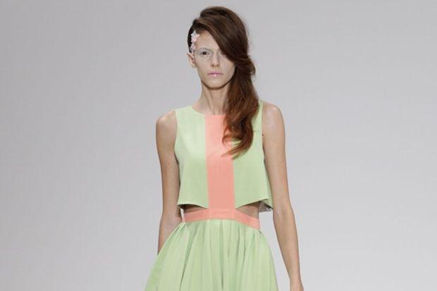 DB Berdan Londra Moda Haftası'nda rüzgar gibi geçti...