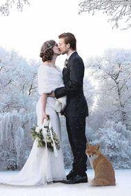 Kış düğünü trendleri