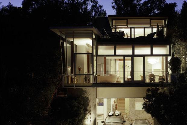 Kristen Stewart'ın milyon dolarlık evi...