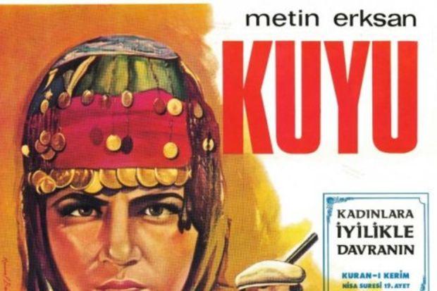 Eski Türk filmi afişleri...