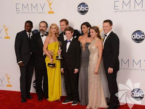 <p>Emmy 2012 Ödül töreni</p>