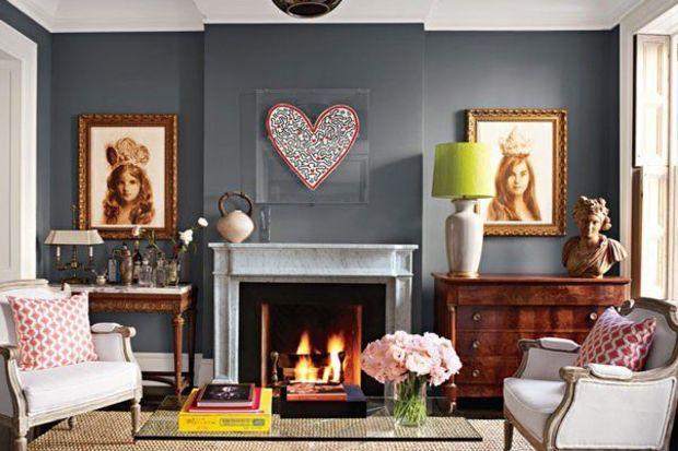 Aktrist Brooke Shields'in ilham veren evi...