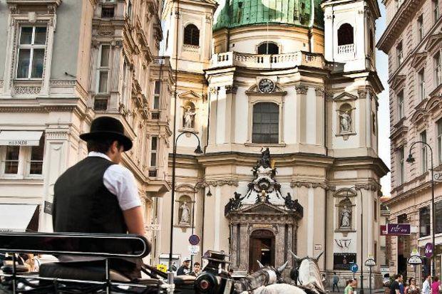 Modası geçmeyecek şehir: Viyana…