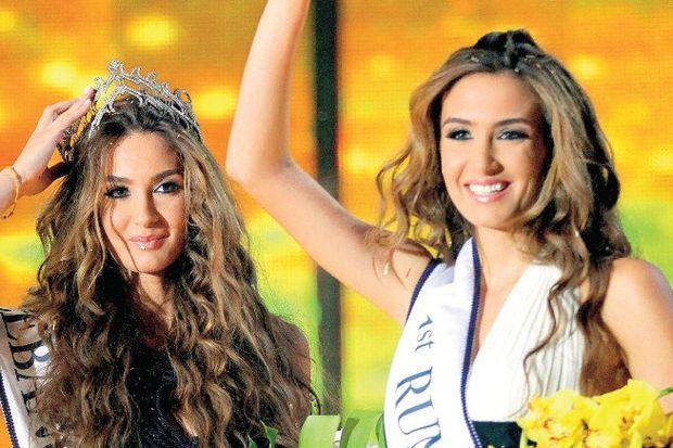 Lübnan'ın en güzeli ikizler!
