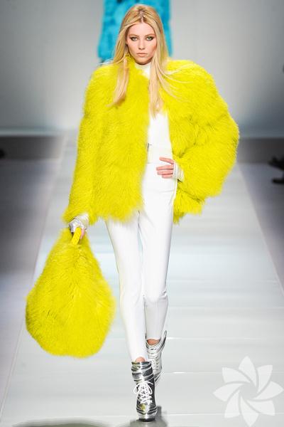 <p>Blumarine 2012 Sonbahar / Kış defilesinden kareler...</p>