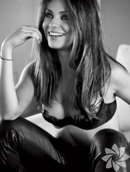 Mila Kunis'in fotoğrafları...
