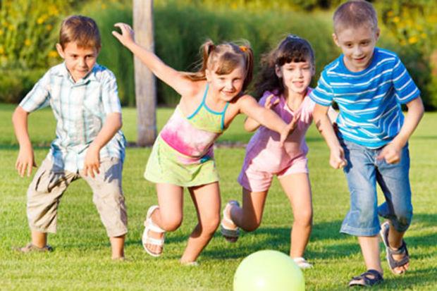 Çocuk gelişimindeki sihirli sözcük: Hareket...