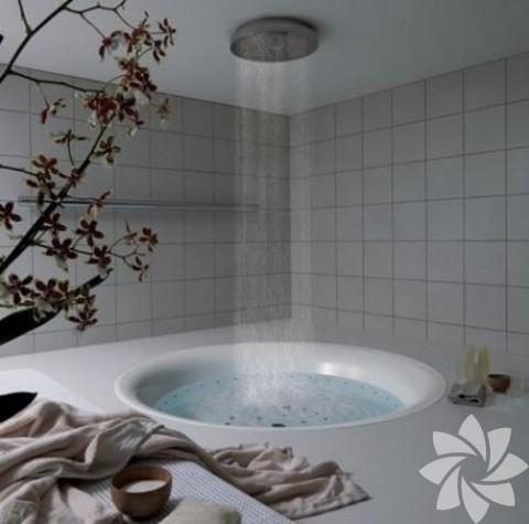 <p>İlginç banyo dekorasyonları...</p>