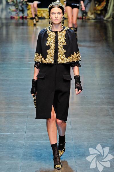 <p>Dolce&Gabbana 2012 – 2013</p>