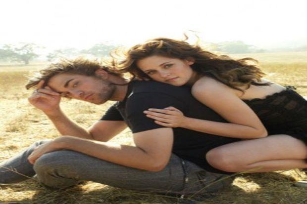 Kristen Stewart ve Robert Pattinson barıştı!