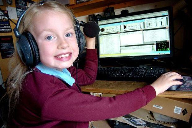 6 yaşındaki DJ rekorlar kitabında!