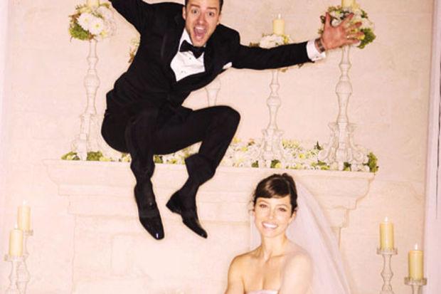 300 bin dolarlık düğün fotoğrafı!
