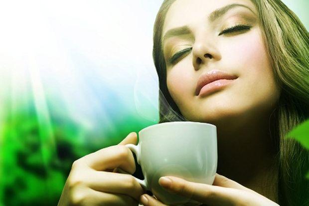 Kansere karşı haftada en az 3 fincan yeşil çay!