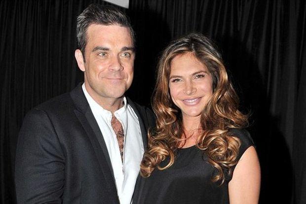 """Robbie Williams: """"Karımı aldatmamak için artık içmiyorum!"""""""