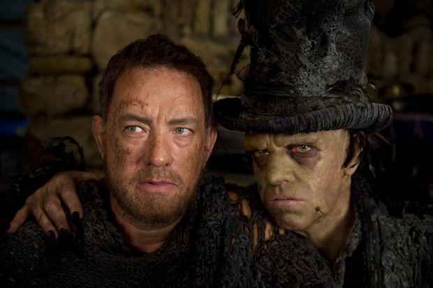 """Tom Hanks: """"Rollerimizi canlandırırken içgüdüsel davrandık!"""""""