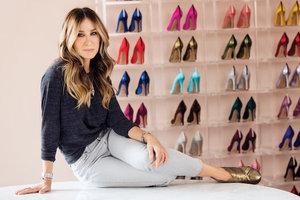 Ünlülerin şaşırtan ayakkabı modelleri