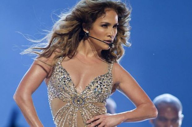 """Jennifer Lopez: """"Casper,ben ve çocuklar muhteşem bir ekip olduk!"""""""