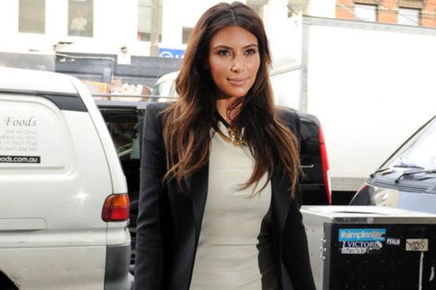Kardashian: İngiliz modeller iskelet gibi!
